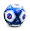 Paris Saint Germain - Club Crest & Players Signature Mini Football (Size 1)