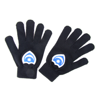 Portsmouth - Club Crest Knitted Gloves (Junior) - Cover