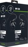 Mackie MP-220 MP Series Dual Dynamic Driver Professional In-Ear Monitors (Black)