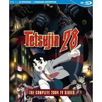 Tetsujin 28: Complete 2004 TV Series (Region A Blu-ray)