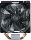 Cooler Master - Hyper 212 LED Turbo Air Based CPU Cooler - Black Cover