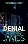 Denial - Peter James (Paperback)