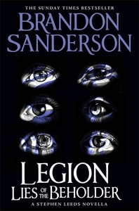 Legion: Lies of the Beholder - Brandon Sanderson (Hardcover)