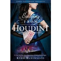 Escaping From Houdini - Kerri Maniscalco (Paperback)