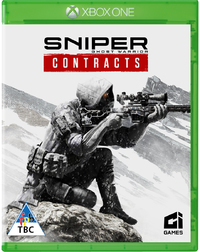 Sniper Ghost Warrior Contracts (Xbox One) - Cover