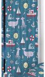 Sea Curtains - 72 Inch