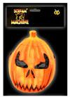 Scream Machine - PVC Mask - Pumpkin