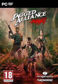 Jagged Alliance: Rage! (PC) - Cover