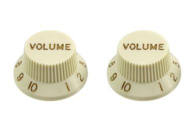 Volume /& Tone Control Knobs for Fender Strat Allparts USA Green