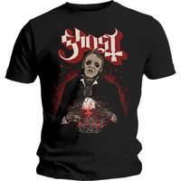 Ghost Danse Macabre Men's Black T-Shirt (Medium) - Cover