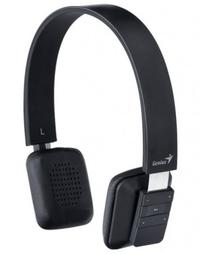 Genius HS-920BT Binaural Head-band Headset - Black - Cover