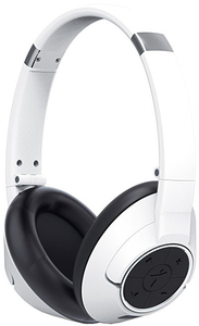 Genius HS-930BT Head-band Binaural Wireless Mobile Headset - White - Cover