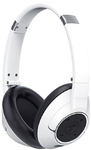 Genius HS-930BT Head-band Binaural Wireless Mobile Headset - White