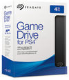 Seagate - 4TB 2.5 inch PlayStation External Hard Game Drive (PS4)