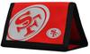 NFL - San Francisco 49ERS Foil Print Nylon Wallet