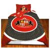 Sunderland AFC - Club Crest Reversible Bullseye Duvet Set (Single)