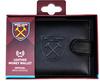 West Ham United F.C. - RFID Embossed Leather Wallet