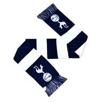 Tottenham Hotspur - Club Crest Bar Scarf 5 - Cover