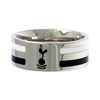 Tottenham Hotspur - Club Crest Colour Stripe Ring (Large)