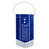 Tottenham Hotspur - Club Crest & Date Established Mini Pennant