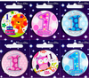 Simon Elvin - Small Badge - Age 1 (Pack of 6)
