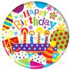 Simon Elvin - Giant Badge - Happy Birthday
