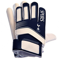 Tottenham Hotspur - Club Crest Goalkeeper Gloves (Youth) - Cover