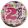 Simon Elvin - 18 inch Foil Balloon - 21st Birthday - Female Cover