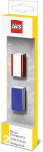LEGO IQHK - LEGO Pencil Sharpeners (2pcs) - Cover