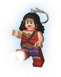 LEGO IQHK - LEGO Super Heroes - Wonder Woman Key Chain Light - Cover