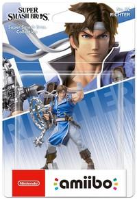 amiibo - Super Smash Bros. Collection - Richter Belmont (Nintendo Switch) - Cover