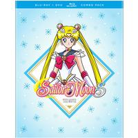 Sailor Moon S the Movie Combo Pack (Region A Blu-ray)