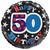 Simon Elvin - 18 inch Foil Balloon - 50th Birthday Cover