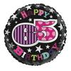 Simon Elvin - 18 inch Foil Balloon - 65th Birthday - Female