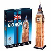 Cubicfun - Big Ben (UK) 3D Puzzle (47 Pieces) - Cover