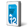 Seagate - Enterprise Capacity 3.5 inch HDD - SAS 12TB 12GB/s - 7200RPM 256mb Cache Internal Hard Drive