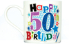Simon Elvin - 50th Male Milestone Age Mug