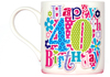 Simon Elvin - 40th Female Milestone Age Mug