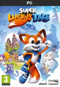 Super Lucky's Tale (PC) - Cover