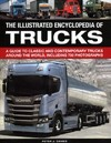 Illustrated Encyclopedia of Trucks - Peter Davies (Hardcover)