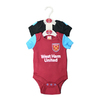 West Ham United - Club Crest Bodysuit 17/18 (9/12 Months)