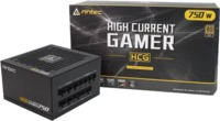 ANTEC High Current Gamer 750W Gold Modular PSU - Cover