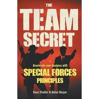 The Team Secret - Koos Stadler & Anton Burger