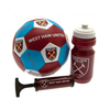 West Ham United - Club Crest Football Gift Set