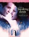 Twilight: Breaking Dawn Part 1 (Region A Blu-ray)