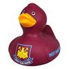West Ham United - Club Crest Vinyl Bath Time Duck