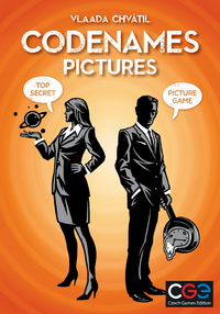 Codenames - Pictures XXL (Card Game)