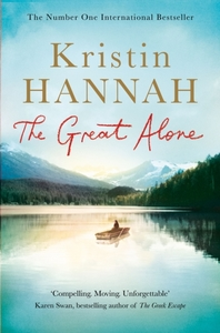 Great Alone - Kristin Hannah (Paperback) - Cover