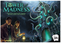Tower of Madness (Board Game) - Cover