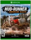 Spintires Mudrunner - American Wilds Edition (US Import Xbox One)